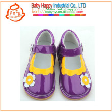 colourful cute kids shoes with sound wholesale squeaky shoes