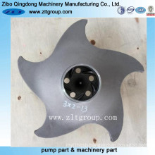 Stainless Steel /Alloy Steel Durco Pump Impeller