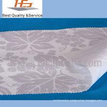100 Cotton Flower Jacquard Fabric