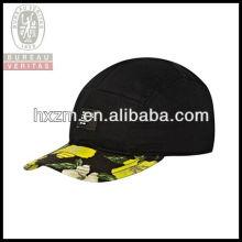 Kundenspezifischer Logo-Blumenrand 5 Verkleidungs-Hut
