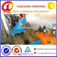 Automatic Steel Ceiling T Grid Light Gauge Roll Forming Machine