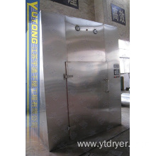 Adiabatic cylinder drying Oven