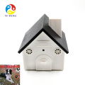 Newest Birdhouse Ultrasonic Outdoor Anti-Bark Controller Bark Deterrent with Hanging Hole on Tree Wall Newest Birdhouse Ultrasonic Outdoor Anti-Bark Controller Bark Deterrent with Hanging Hole on Tree Wall