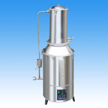 2017 date distillateur d'eau / rohs / ce pour l'utilisation de laboratoire dentaire 4l purificateur de filtre médical distillé purifier