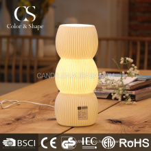 Home decoration modern electric ceramic table lamp stand