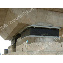 High Damping Rubber Bearings in Bridge Construction