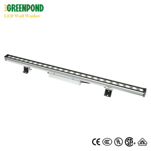150W LED Wall Washer Linear Lighting Fixture