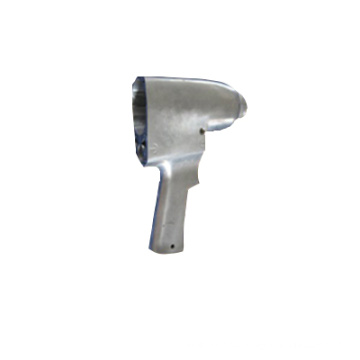 aluminum die casting of hair drier body