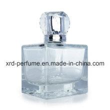 Bouteille de parfum en verre de 100 ml