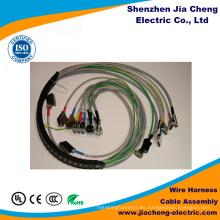 Arnés de cables de mamparo hembra SMA