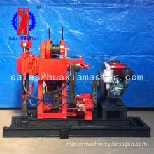 XY-150 Hydraulic water well drilling rig multi-purpose core drilling machine for sale