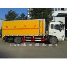Bester Preis Dongfeng Tianjin Explosionsgeschützte Ausrüstung Transportfahrzeug
