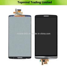 Мобильный телефон LCD для LG Г3 D855 ЖК-дисплей с Дигитайзер