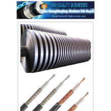 15-летний опыт производства поли-алюминиевой ленты для кабеля с SGS