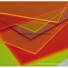 Acrylic Plate Acrylic Sheet PMMA Sheet PMMA Plate
