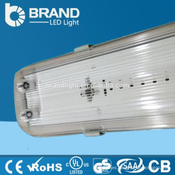 De alta calidad T8 luminaria Impermeable LED Tri-prueba de luz para EE.UU.