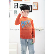 Karen Kids Autumn Color Gradient Sports Sweater