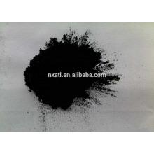 Poudre de charbon actif à base de bois pour l'additif alimentaire, traitement de l'eau, purification de l'air