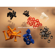Piezas de plástico personalizadas