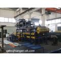 Advanced Rock wool sandwich panel machine production line/sandwich panel roll forming machine line