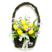 China Direct Wholesale Easter Hanging Baskets