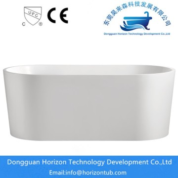Acrylic environment protection bathtub