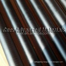 CNER 3k carbon fiber telescoping poles/ Gutter vacuum cleaning pole supplier