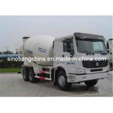 9m3 10 M3 XCMG 8X4 Zementmischer LKW mit Sinotruk Chassis für Verkauf (XZJ5251GJB1)