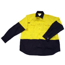 Men's Hi-Viz Safety Shirt