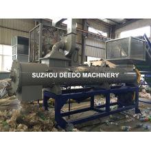 Machine de solvant d'étiquette de bouteille / machine de réutilisation en plastique d'animal familier