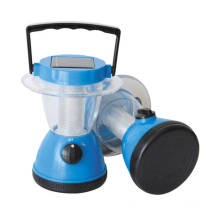 Solar Portable LED Lantern Lamp Light with High Quality Class