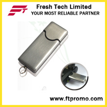 All Metal Promotion USB Flash Drive with Logo (D306)