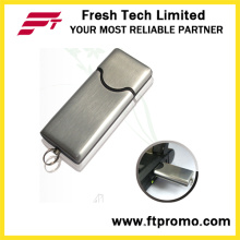 Todos Metal Promoção USB Flash Drive com logotipo (D306)