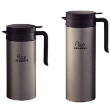 Stainless Steel Vacuum Coffee Pot 1200ml, 1500ml