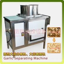 Separador del separador del bulbo del ajo, máquina de fractura del clavo de ajo, máquina que parte del divisor del clavo del ajo
