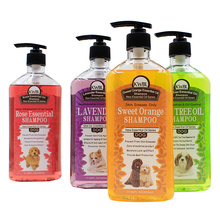 Fruits Perfume Bath Foam pomegranate dog shampoo