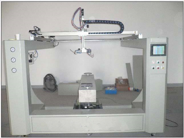 Spot Automatic Uv Coating Machine