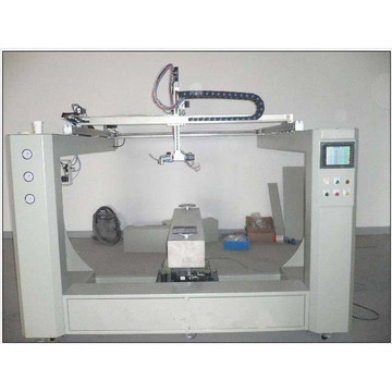 Semi Automatic 5 Axis Auto Painting Machine