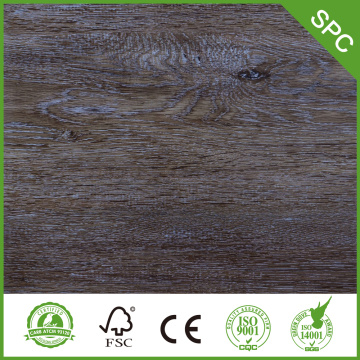 6mm Waterproof durable spc plank