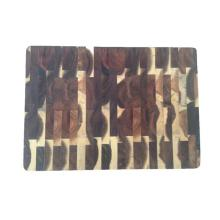 Acacia Wood End Grain Cutting Board
