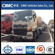 Hino 700 8X4 Camión mezclador en venta