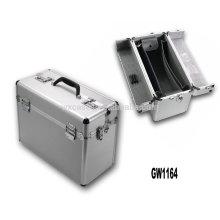 nuevo diseño y maletín de aluminio portable hombres de China fábrica de alta calidad