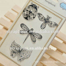 Insect decorative scrapbooking metal brads for wholesale