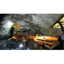 Trole de parafuso de túnel com rodas de braço único