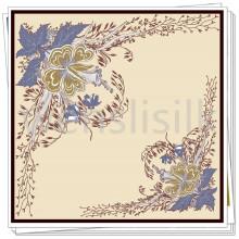 Silk Scarf (wenslisilk14070711)