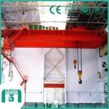 Safe and Reliable Double Girder Overhead Crane