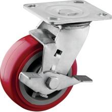 Bloqueio de rodagem de serviço pesado Red Wheels