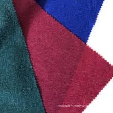 Entoilage enduit de cravate d'affaires de polyester d'impression personnalisée