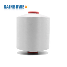 manufactura al por mayor precio 2075 / 36F poliéster aire cubierto spandex hilado