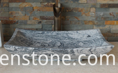 bathroom sink granite